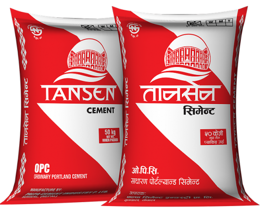 Tansen OPC cement product image